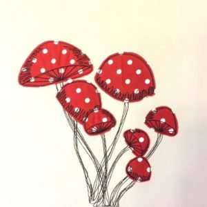 Toadstool Pattern