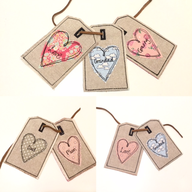 ITH Gift Tags